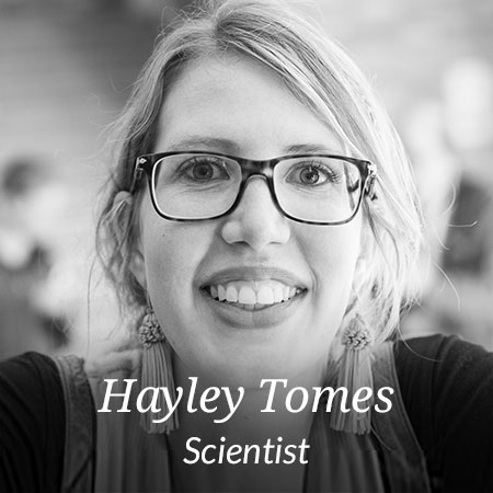 Hayley Tomes