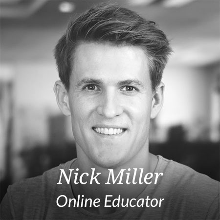 Nick Miller – Online Educator
