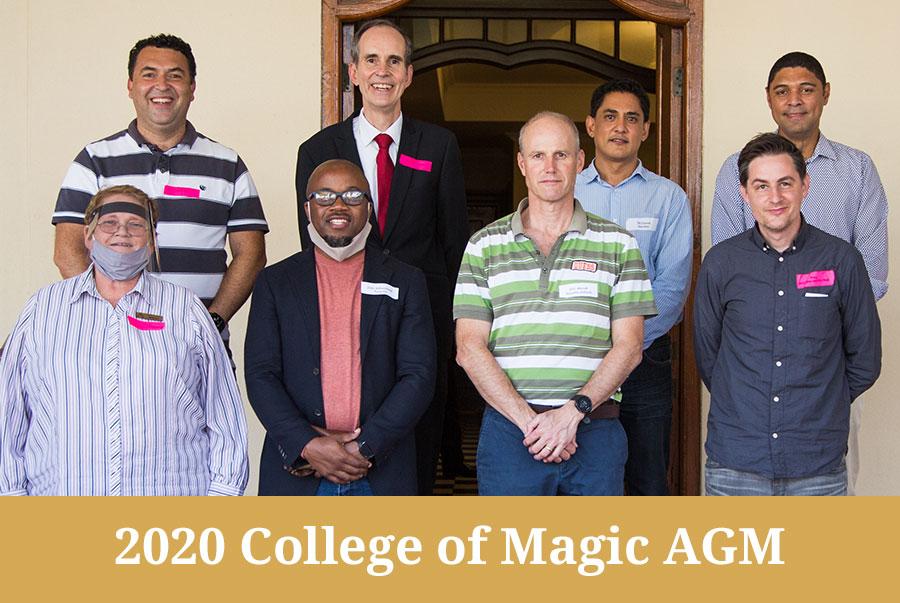 2020 College of Magic AGM